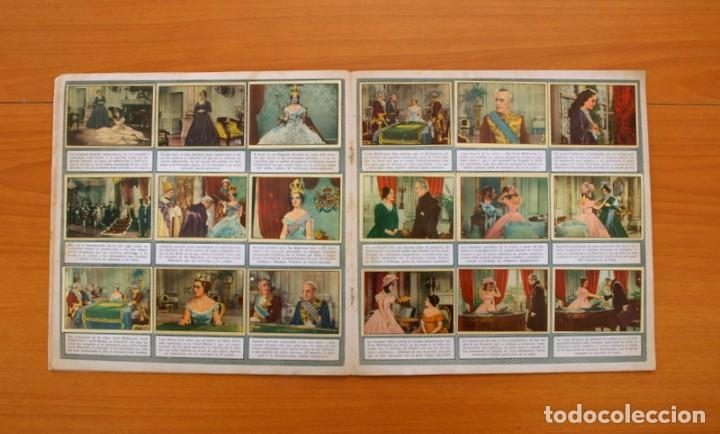 Coleccionismo Álbum: Álbum Los jóvenes años de una reina - Editorial Bruguera 1958 -Completo -Ver fotos adicionales - Foto 8 - 81990292