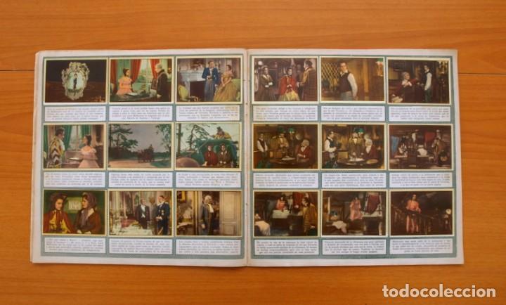 Coleccionismo Álbum: Álbum Los jóvenes años de una reina - Editorial Bruguera 1958 -Completo -Ver fotos adicionales - Foto 9 - 81990292