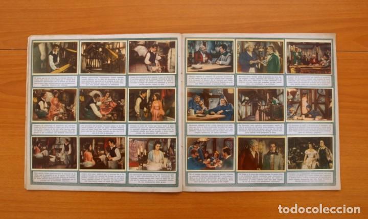 Coleccionismo Álbum: Álbum Los jóvenes años de una reina - Editorial Bruguera 1958 -Completo -Ver fotos adicionales - Foto 10 - 81990292