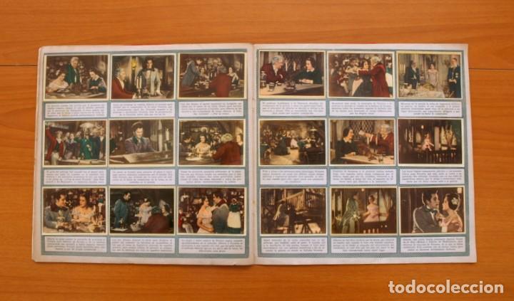 Coleccionismo Álbum: Álbum Los jóvenes años de una reina - Editorial Bruguera 1958 -Completo -Ver fotos adicionales - Foto 11 - 81990292
