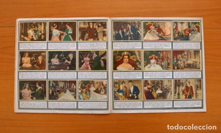 Coleccionismo Álbum: Álbum Los jóvenes años de una reina - Editorial Bruguera 1958 -Completo -Ver fotos adicionales - Foto 12 - 81990292