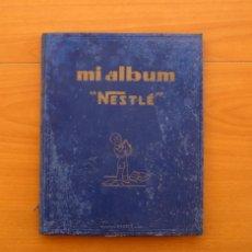 Coleccionismo Álbum: MI ÁLBUM NESTLE, SERIES 51 A 80 - CHOCOLATES NESTLE 1932 - COMPLETO - VER FOTOS ADICIONALES . Lote 82004268