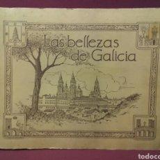 Coleccionismo Álbum: LAS BELLEZAS DE GALICIA , COMPLETO. Lote 82488506
