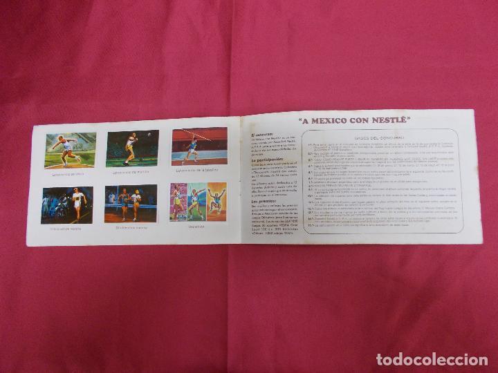 Coleccionismo Álbum: ALBUM COMPLETO. EL DEPORTE VISTO POR SUS ASES. Nº 1. ATLETISMO. CHOCOSPORT/ NESTLE. - Foto 4 - 82665780