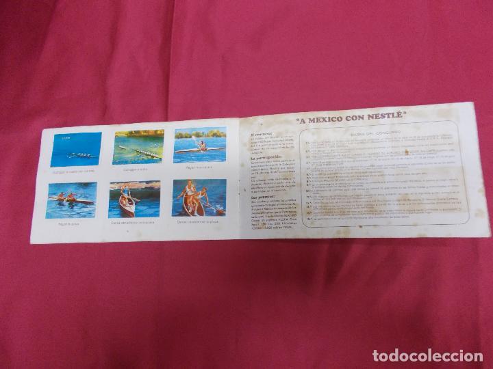 Coleccionismo Álbum: ALBUM COMPLETO. EL DEPORTE VISTO POR SUS ASES. Nº 8. REMO Y VELA. CHOCOSPORT/ NESTLE. - Foto 4 - 82667040
