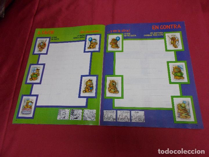 Coleccionismo Álbum: ALBUM DE CROMOS. EL ALBUM DE GARFIELD. COMPLETO. PANINI. - Foto 13 - 82672512
