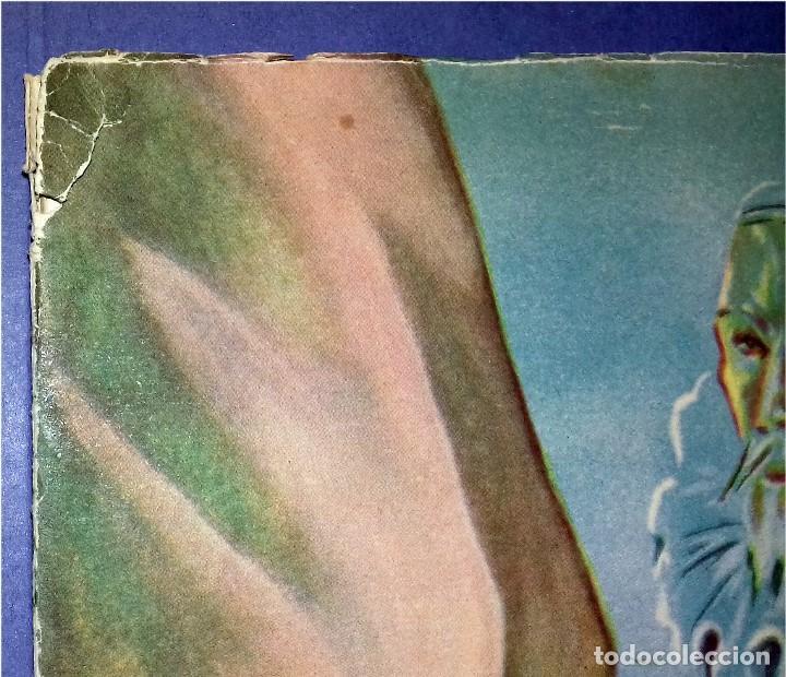 Coleccionismo Álbum: EDICIONES ESPAÑA - DON QUIJOTE DE LA MANCHA- COMPLETO Y MUY DIFÍCIL (1947) IV Centenario Nacimiento - Foto 9 - 82945112