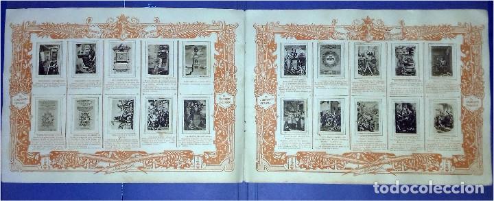 Coleccionismo Álbum: Compañía Arrendataria de Cerillas y Fósforos en el año 1905 - III Centenario del Quijote - Álbum - Foto 3 - 82948752
