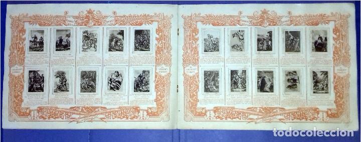 Coleccionismo Álbum: Compañía Arrendataria de Cerillas y Fósforos en el año 1905 - III Centenario del Quijote - Álbum - Foto 4 - 82948752