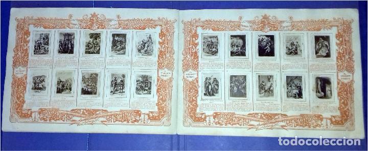 Coleccionismo Álbum: Compañía Arrendataria de Cerillas y Fósforos en el año 1905 - III Centenario del Quijote - Álbum - Foto 5 - 82948752