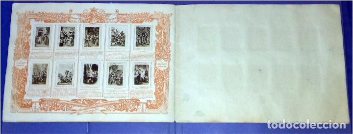 Coleccionismo Álbum: Compañía Arrendataria de Cerillas y Fósforos en el año 1905 - III Centenario del Quijote - Álbum - Foto 6 - 82948752