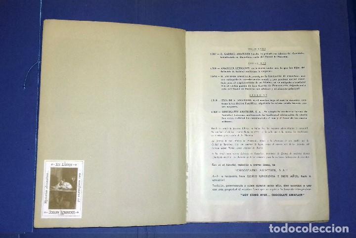 Coleccionismo Álbum: CHOCOLATES AMATLLER - DON QUIJOTE DE LA MANCHA - COMPLETO Y EN PERFECTO ESTADO - 1954- SEGRELLES - Foto 3 - 83024180