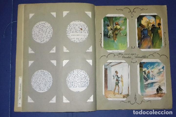 Coleccionismo Álbum: CHOCOLATES AMATLLER - DON QUIJOTE DE LA MANCHA - COMPLETO Y EN PERFECTO ESTADO - 1954- SEGRELLES - Foto 5 - 83024180
