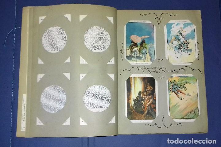 Coleccionismo Álbum: CHOCOLATES AMATLLER - DON QUIJOTE DE LA MANCHA - COMPLETO Y EN PERFECTO ESTADO - 1954- SEGRELLES - Foto 6 - 83024180
