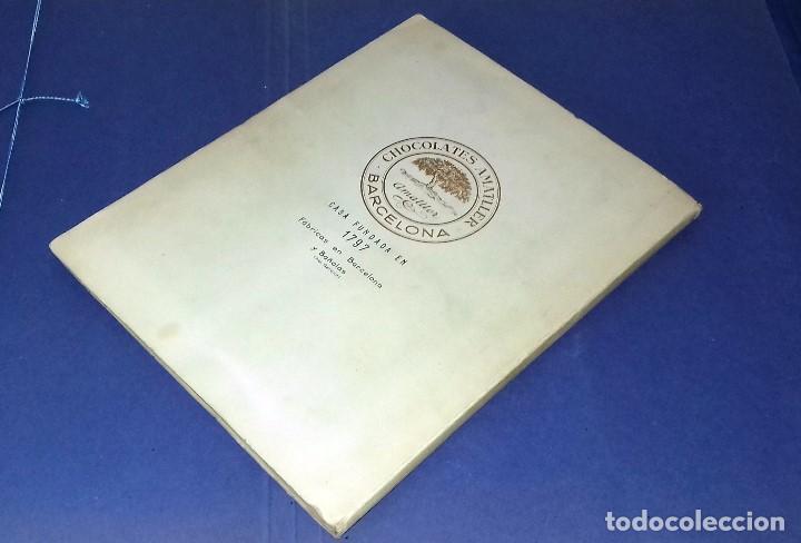 Coleccionismo Álbum: CHOCOLATES AMATLLER - DON QUIJOTE DE LA MANCHA - COMPLETO Y EN PERFECTO ESTADO - 1954- SEGRELLES - Foto 9 - 83024180