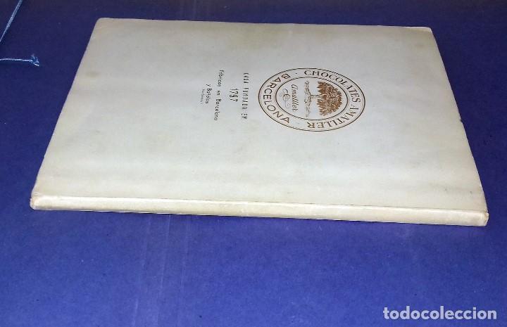 Coleccionismo Álbum: CHOCOLATES AMATLLER - DON QUIJOTE DE LA MANCHA - COMPLETO Y EN PERFECTO ESTADO - 1954- SEGRELLES - Foto 10 - 83024180