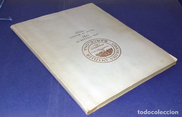 Coleccionismo Álbum: CHOCOLATES AMATLLER - DON QUIJOTE DE LA MANCHA - COMPLETO Y EN PERFECTO ESTADO - 1954- SEGRELLES - Foto 11 - 83024180