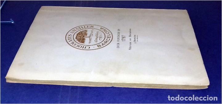 Coleccionismo Álbum: CHOCOLATES AMATLLER - DON QUIJOTE DE LA MANCHA - COMPLETO Y EN PERFECTO ESTADO - 1954- SEGRELLES - Foto 13 - 83024180