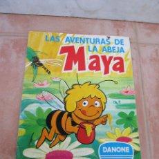 Sammeln Sammelalbum - Álbum Las Aventuras de la Abeja Maya de Danone Completo - 83045756