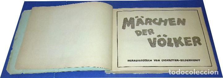 Coleccionismo Álbum: Märchen der völker, INCLUYE DON QUIJOTE, Cigarrillos Bilderdienst 1933 Completo- 150 cromos Alemania - Foto 3 - 83141548