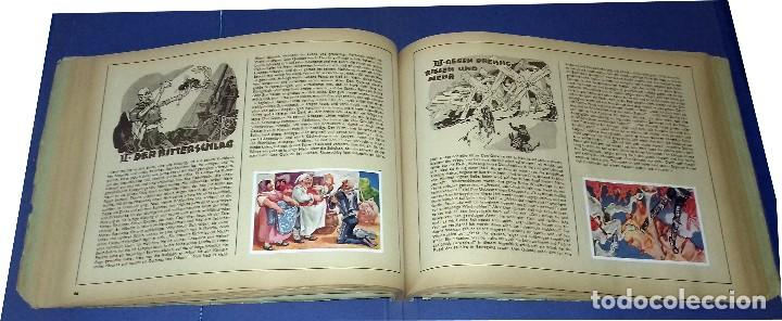 Coleccionismo Álbum: Märchen der völker, INCLUYE DON QUIJOTE, Cigarrillos Bilderdienst 1933 Completo- 150 cromos Alemania - Foto 5 - 83141548