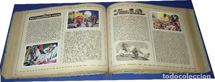 Coleccionismo Álbum: Märchen der völker, INCLUYE DON QUIJOTE, Cigarrillos Bilderdienst 1933 Completo- 150 cromos Alemania - Foto 6 - 83141548