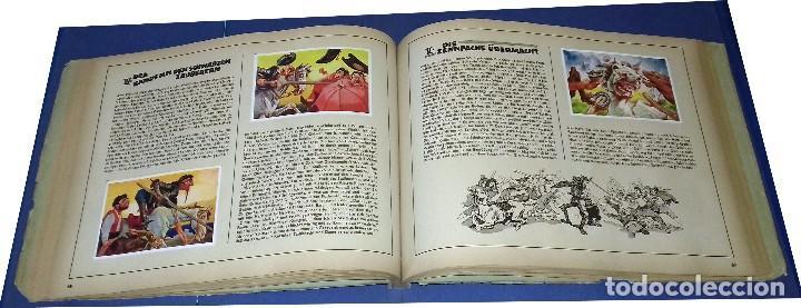 Coleccionismo Álbum: Märchen der völker, INCLUYE DON QUIJOTE, Cigarrillos Bilderdienst 1933 Completo- 150 cromos Alemania - Foto 7 - 83141548
