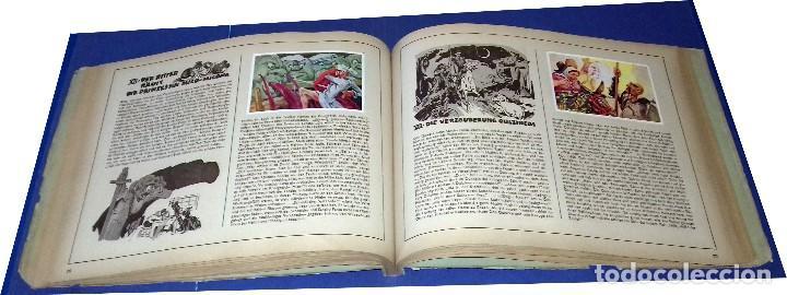 Coleccionismo Álbum: Märchen der völker, INCLUYE DON QUIJOTE, Cigarrillos Bilderdienst 1933 Completo- 150 cromos Alemania - Foto 8 - 83141548