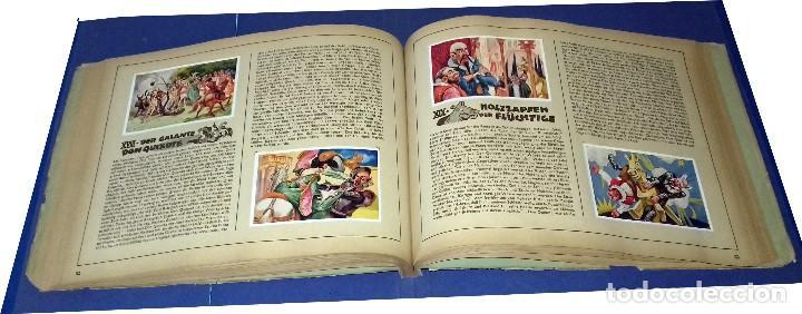 Coleccionismo Álbum: Märchen der völker, INCLUYE DON QUIJOTE, Cigarrillos Bilderdienst 1933 Completo- 150 cromos Alemania - Foto 9 - 83141548