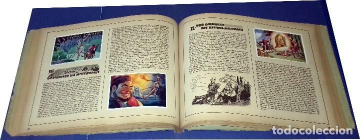 Coleccionismo Álbum: Märchen der völker, INCLUYE DON QUIJOTE, Cigarrillos Bilderdienst 1933 Completo- 150 cromos Alemania - Foto 10 - 83141548