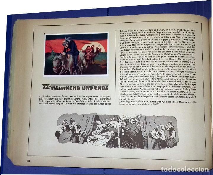 Coleccionismo Álbum: Märchen der völker, INCLUYE DON QUIJOTE, Cigarrillos Bilderdienst 1933 Completo- 150 cromos Alemania - Foto 18 - 83141548