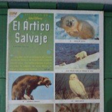 Coleccionismo Álbum: EL ARTICO SALVAJE. Lote 83809952