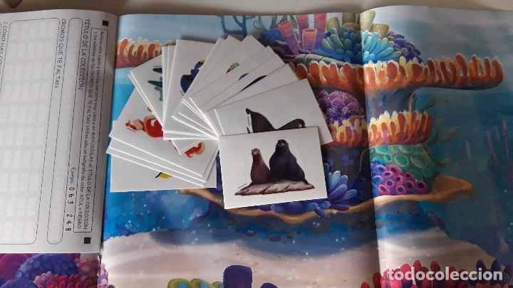 Coleccionismo Álbum: BUSCANDO A DORY, DE DISNEY PIXAR. COLECCIÓN COMPLETA. CROMOS SIN PEGAR. PANINI - Foto 2 - 229224160