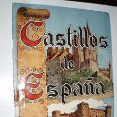 Coleccionismo Álbum: ALBUM COMPLETO CASTILLOS DE ESPAÑA ,COLECCION JOYA,CASULLERAS. Lote 39426337
