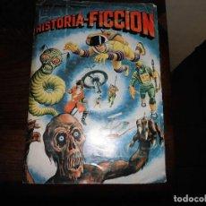 Coleccionismo Álbum: HISTORIA FICCION 266 CROMOS COMPLETO EDITORIAL MAGA. Lote 85194220
