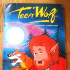 Coleccionismo Álbum: TEEN WOLF - ALBUM COMPLETO - J. MERCHANTE S.A.. Lote 86265168