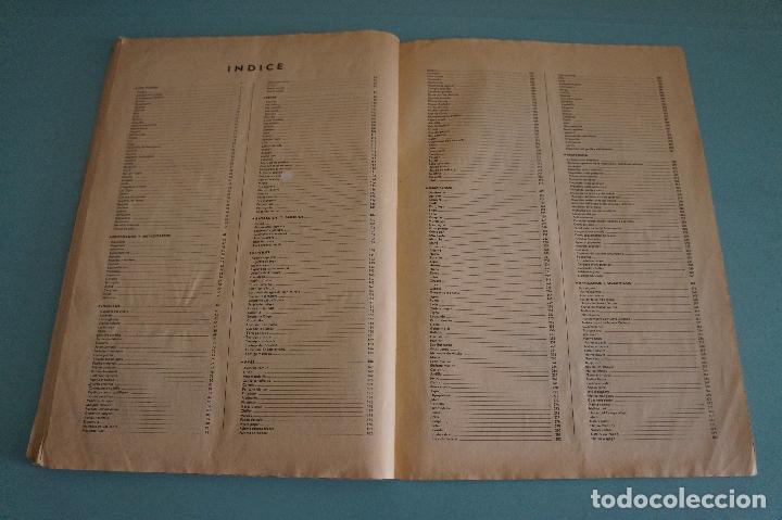 Coleccionismo Álbum: ÁLBUM COMPLETO DE NATURALEZA Y COLOR AÑO 1980 DE CAREN - Foto 34 - 86348552