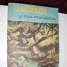 Coleccionismo Álbum: ALBUM COMPLETO LA NATURALEZA Y SUS MARAVILLAS,FHER DISNEY. Lote 86407408