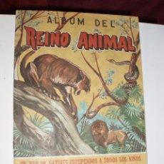 Coleccionismo Álbum: ALBUM REINO ANIMAL COSTA COMPLETO. Lote 86408452