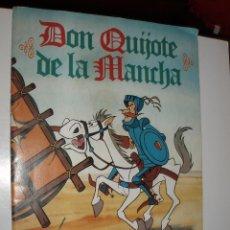 Coleccionismo Álbum: ALBUM DON QUIJOTE DE LA MANCHA,DANONE,COMPLETO. Lote 86452888
