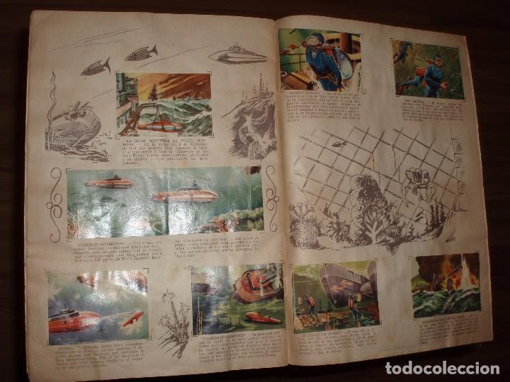 Coleccionismo Álbum: ALBUM COMPLETO EL MUNDO SUBMARINO.FERMA - Foto 2 - 86472392