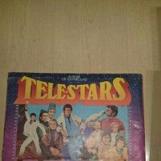 Coleccionismo Álbum: ALBUM TELE-STARS COMPLETO. Lote 86602579