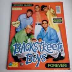 Coleccionismo Álbum: ALBUM COMPLETO: BACKSTREET BOYS FOREVER. 1997 DS. Lote 87046696