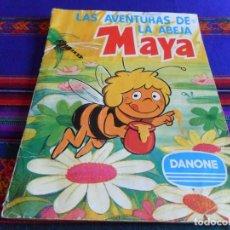 Sammeln Sammelalbum - BUEN PRECIO. LAS AVENTURAS DE LA ABEJA MAYA COMPLETO 94 CROMOS. DANONE AÑOS 70. - 87129504