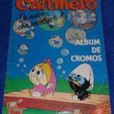 Coleccionismo Álbum: CALIMERO - CELDITOR ¡COMPLETO!. Lote 87471592
