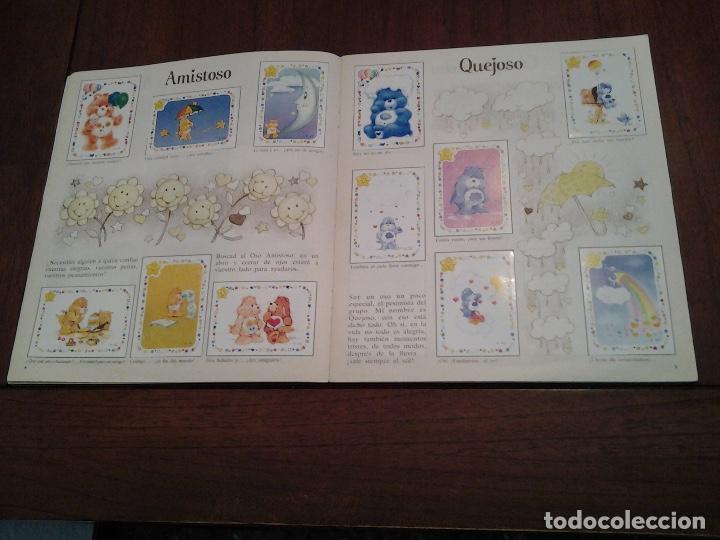 Coleccionismo Álbum: LOS OSOS AMOROSOS - EDITORIAL PANINI - ALBUM DE CROMOS COMPLETO-BUEN ESTADO- REGALO VER DESCRIPCION - Foto 2 - 87722652