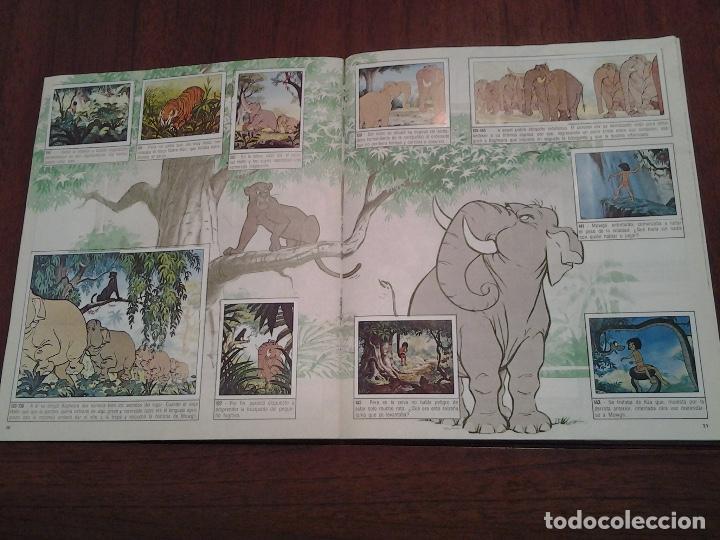 Coleccionismo Álbum: EL LIBRO DE LA SELVA - EDITORIAL PANINI -ALBUM DE CROMOS COMPLETO-BUEN ESTADO-REGALO VER DESCRIPCION - Foto 4 - 87725484