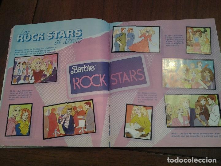 Coleccionismo Álbum: BARBIE ROCK STARS - EDITORIAL PANINI - ALBUM DE CROMOS COMPLETO - VER DESCRIPCION - Foto 2 - 87735880