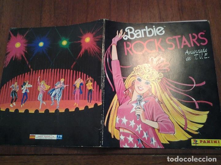 Coleccionismo Álbum: BARBIE ROCK STARS - EDITORIAL PANINI - ALBUM DE CROMOS COMPLETO - VER DESCRIPCION - Foto 3 - 87735880