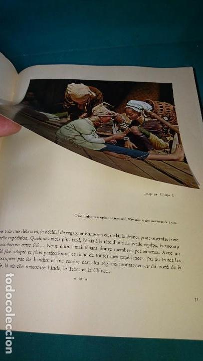 Coleccionismo Álbum: ÁLBUM NESTLÉ, QUEL MONDE ETRANGE, FRANCES - Foto 4 - 89100040